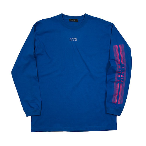PORTVEL PRINT TEE (LONG SLEEVE)