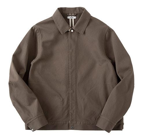 <Pre Sale 30%OFF>saby G.BLOUSON - Vintage pique -Khaki