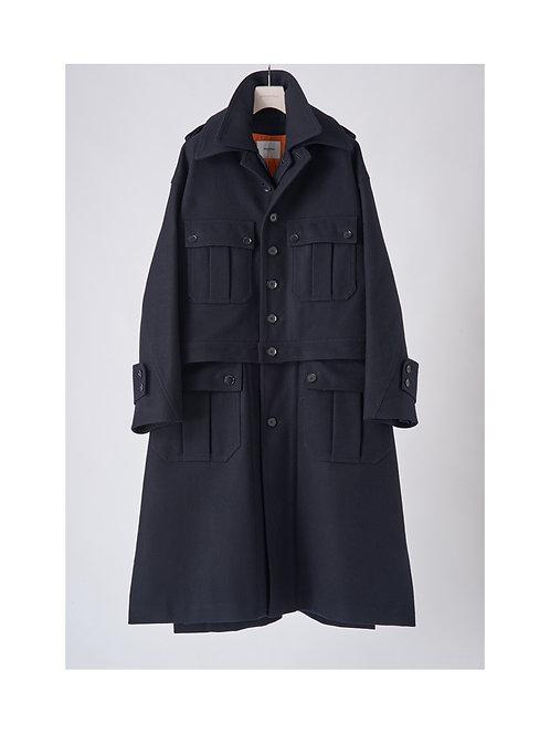 <Pre Sale 30%OFF >APOCRYPHA. 3Way Field Coat