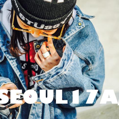SEOUL 17A/W FashionWeekSeoul 17aw