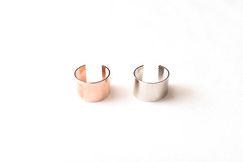 <Pre Sale 10%OFF>HIDAKA Sellotape ring