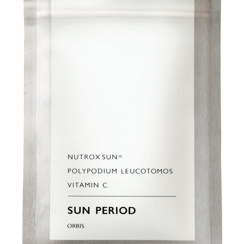 """【数量限定】オルビスより、1回2粒""""飲む""""日焼け止め『SUN PERIOD(サンピリオド)』2020年2月21日(金) 新発売。"""