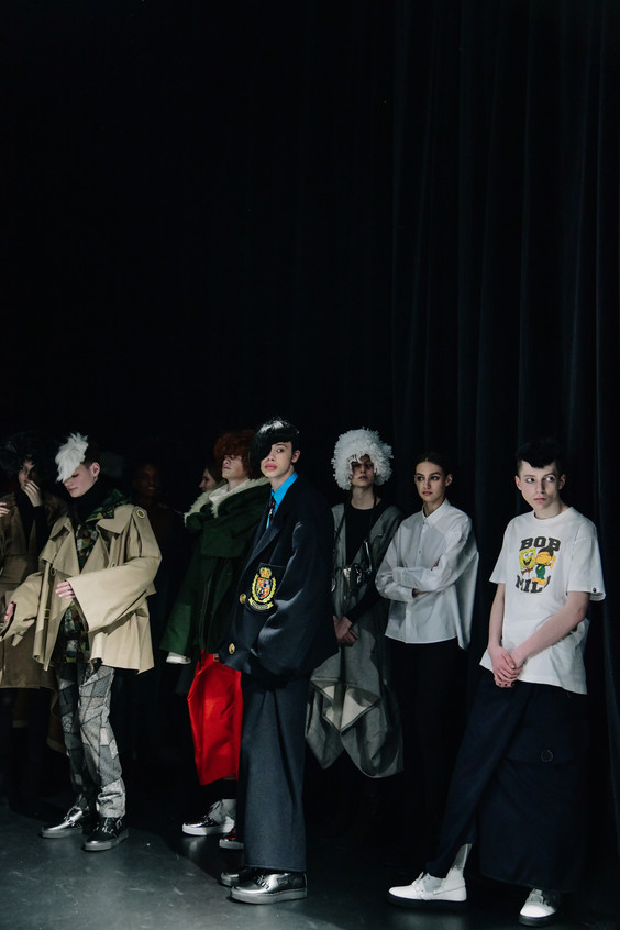ANREALAGE 2019AW