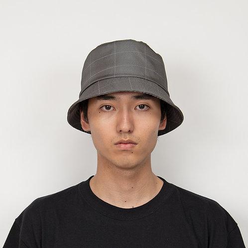PORTVEL BUCKET HAT (REFLECTOR TWILL)