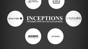 多種多様なファッション・カルチャーを発信している店舗が一堂に集結する新たなナイトイベント《INCEPTIONS(インセプションズ)》新潟で開催。
