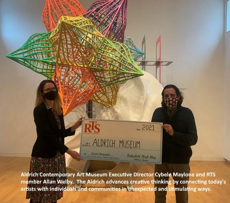 RTS Grant 2021 Aldrich Museum.jpg