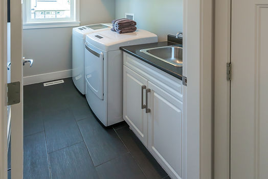 Orgnizing in the Laundry Room with Tidy Solutions Portand