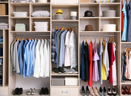 Getting Your Clothing in Order: A Step-By-Step Guide to a Perfect Closet