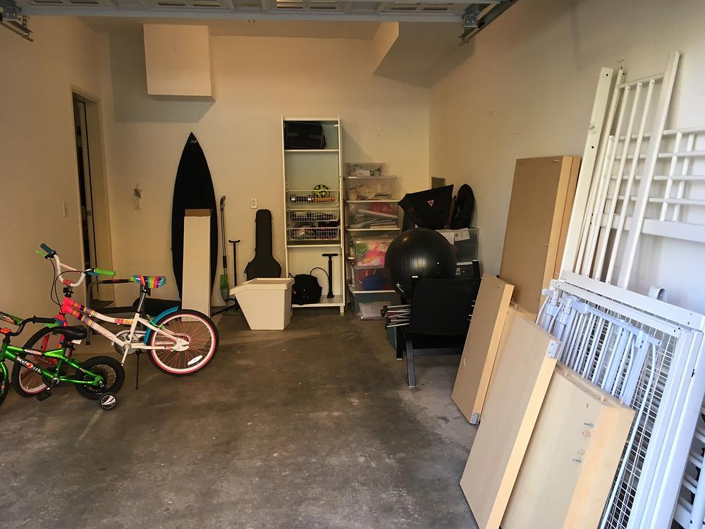 Garage Organizing Tidy Solutions Professional Organizer Tigard