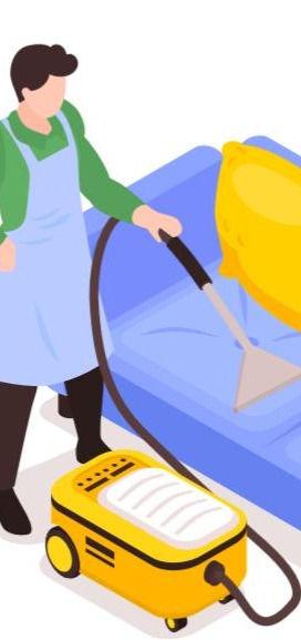 Carpet Clean - Studio Apartment
