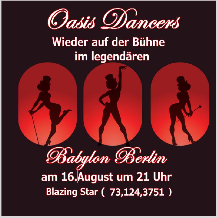 "Show im ""Babylon Berlin"""