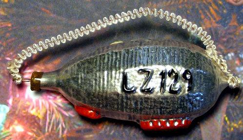 #BG-0004 - Zeppelin, Style 3