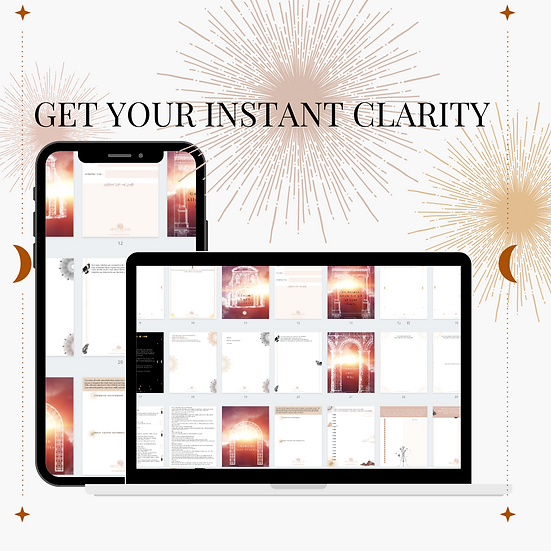 Get Your Instant Clarity