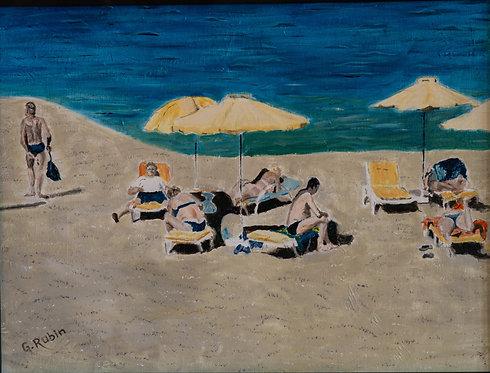 Beachy by Gary Rubin