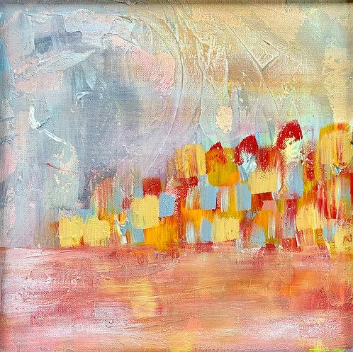City Lights by Jeanne Tennyson