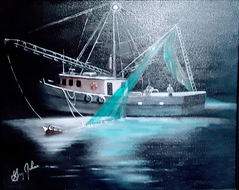 Midnight Run by Gary Johns