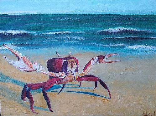 """""""Ta-Da"""" by Noelle Almond"""