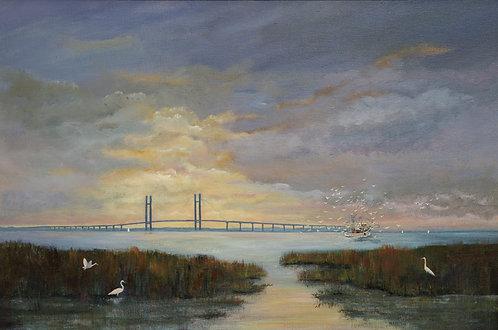 Daybreak by Ginger Bender