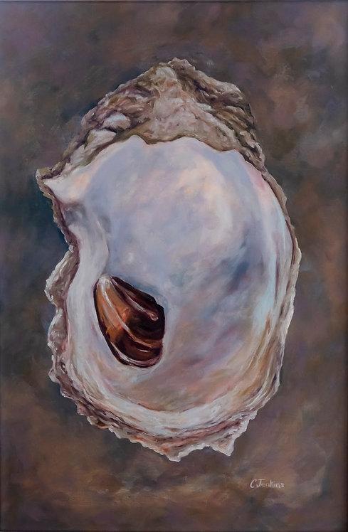 Oyster Opulence  by Cindy Jenkins