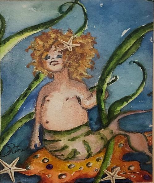 Little Mermaid by Brenda Price