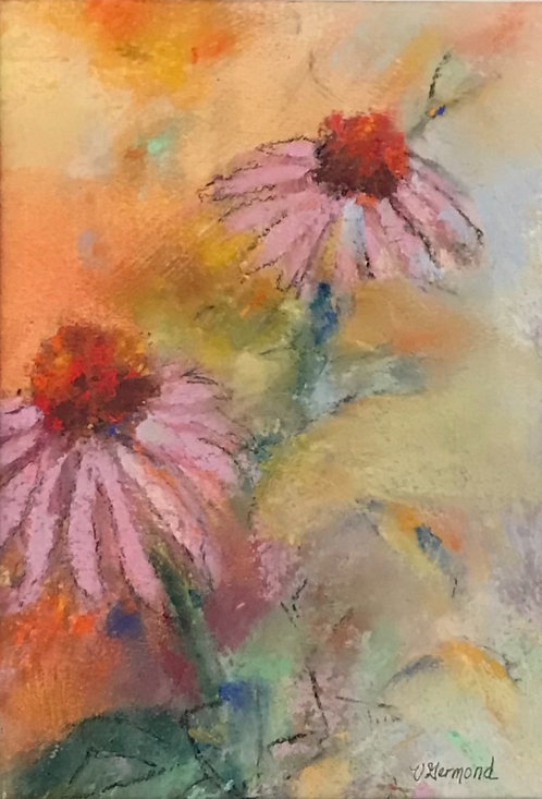 Coneflower 2 by Victoria Germond
