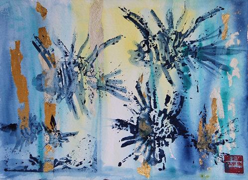 Moving In by Deb Kline Ahern