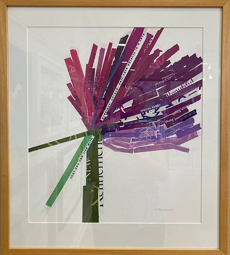 Karen Trowbridge - Violet Flower