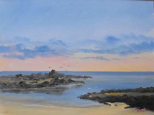 Talbot Rocks by Ed Mosher