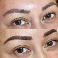 Combination Brow cover-up