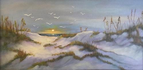 Amelia Sunrise by Ginger Bender