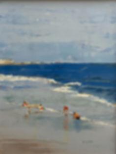 Barbara Hopkins.Day at the Beach.jpg
