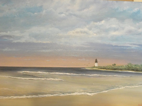 Ebb Tide by Ed Mosher