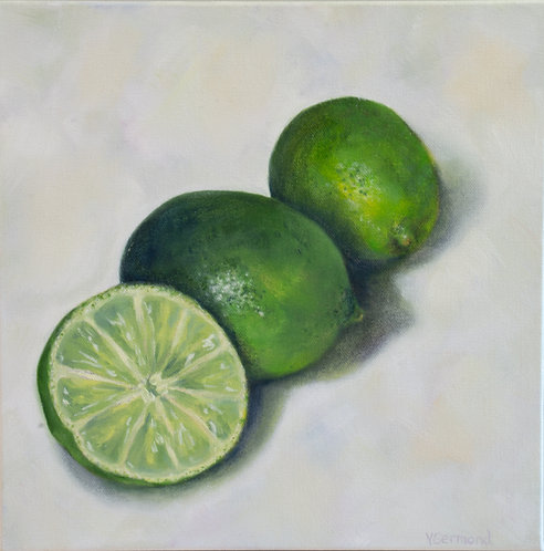 Limes by Victoria Germond