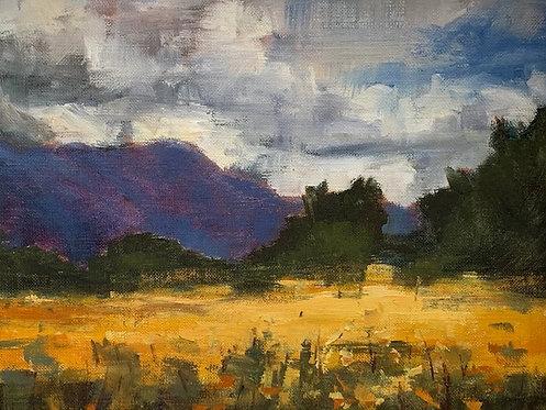 Purple Majesty by Nancy Bartmess
