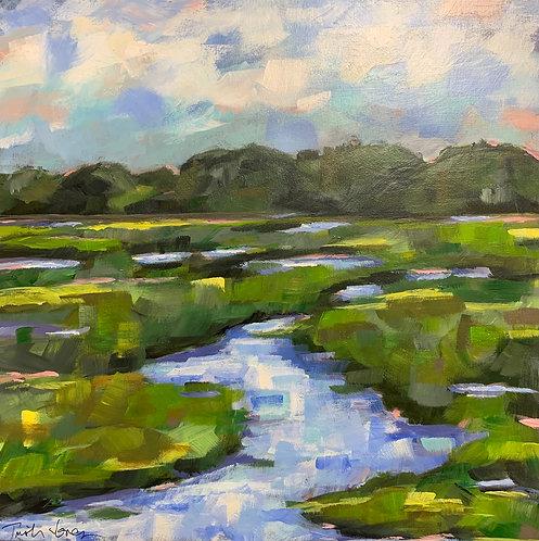 Trish Jones - Marsh View