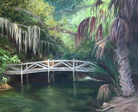 Gate Bridge  by Rebecca McDannold
