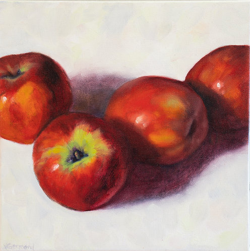 Apples by Victoria Germond