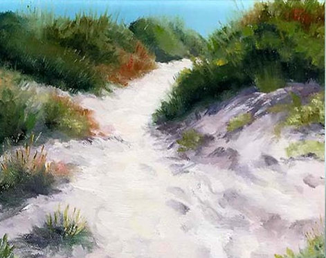 Dune Path by Rebecca McDannold