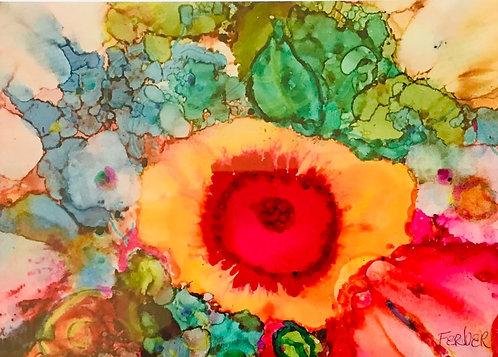 Bursting Forth by Sherry Ferber