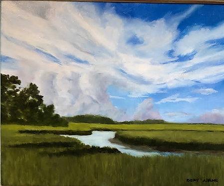High Clouds by Depy Adams