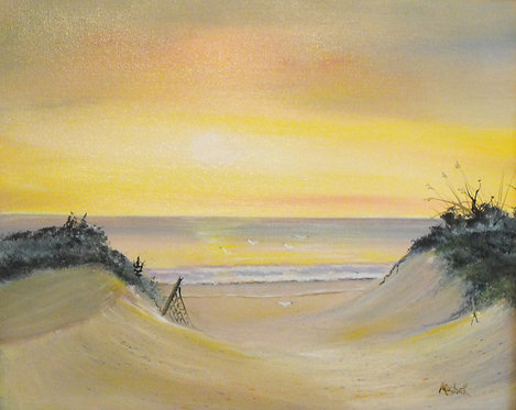 Double Dunes by Ed Mosher