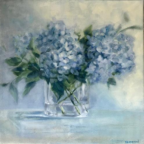 Serene Bouquet by Victoria Germond