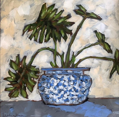 Philly the Philodendron by Trish Jones