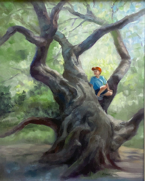 Mulberry Tree by Rebecca McDannold
