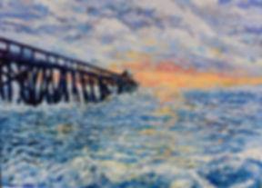 Cindy Jenkins.Amelia Island Sunrise web.