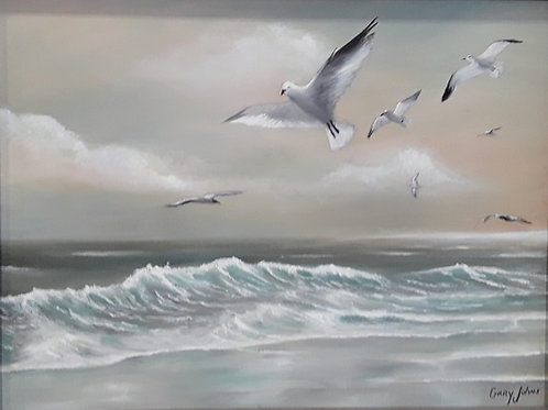 Daybreak by Gary Johns