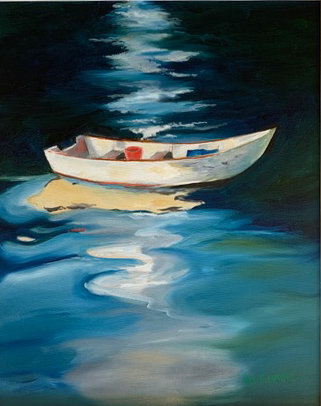 Blue Water Dinghy by Ned Flemming
