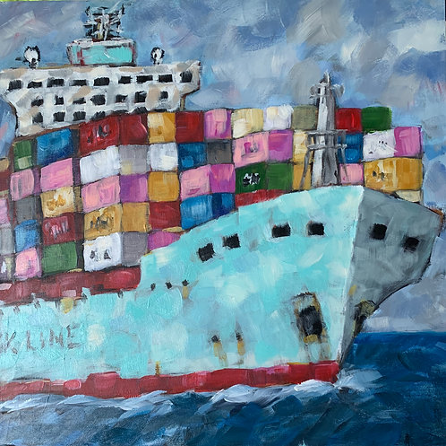 Delivering the Goods by Trish Jones