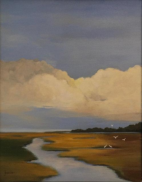 Sand Creek by Ginger Bender
