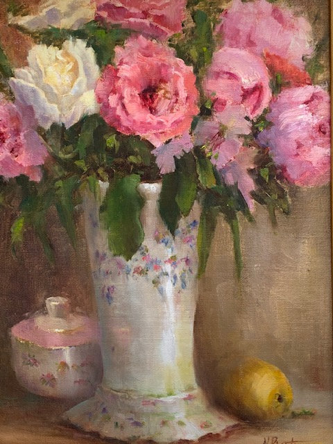 French Bouquet by Nancy Bartmess